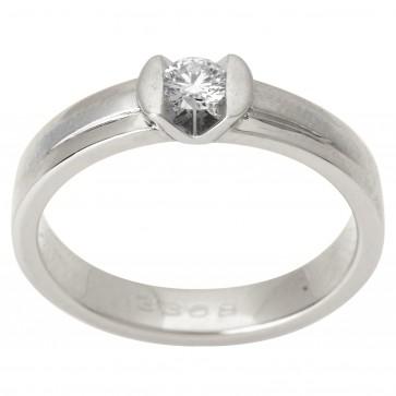 Каблучка з 1 діамантом 921-1104