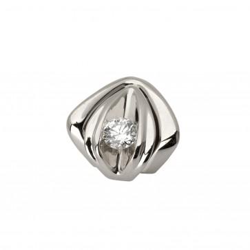 Підвіска з 1 діамантом 929-0522