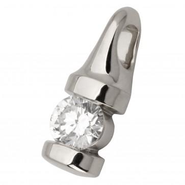 Підвіска з 1 діамантом 929-0710
