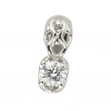 Підвіска з 1 діамантом 929-0820