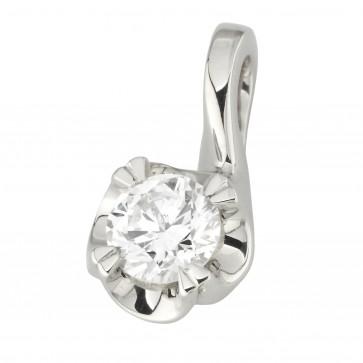 Підвіска з 1 діамантом 929-0844