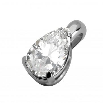 Підвіска з 1 діамантом 929-0851