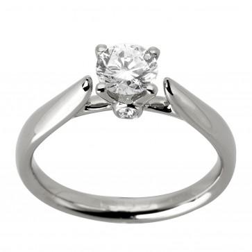 Каблучка з декількома діамантами 941-1132