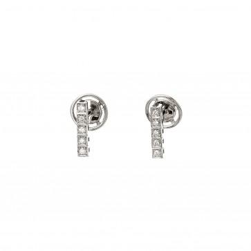 Сережки з декількома діамантами 942-1348.01