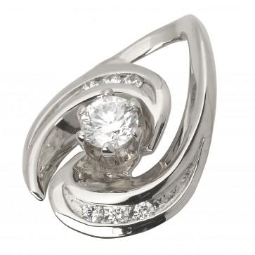 Підвіска з декількома діамантами 949-0516