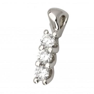Підвіска з декількома діамантами 949-0635