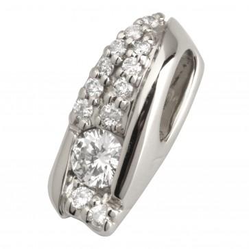 Підвіска з декількома діамантами 949-0651