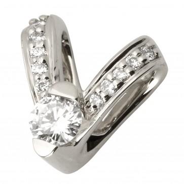Підвіска з декількома діамантами 949-0703