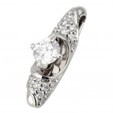 Підвіска з декількома діамантами 949-0837