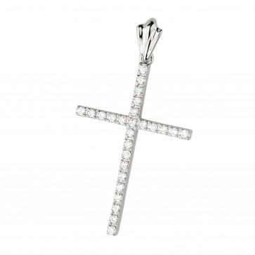 Хрест з декількома діамантами 949-1015