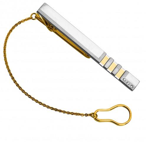 Затискач для краватки з декількома діамантами 845-0037