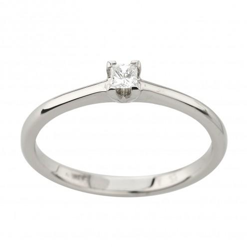 Каблучка з 1 діамантом 921-2211