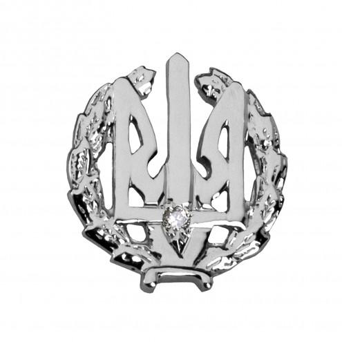 Брошка з 1 діамантом 923-0017.01