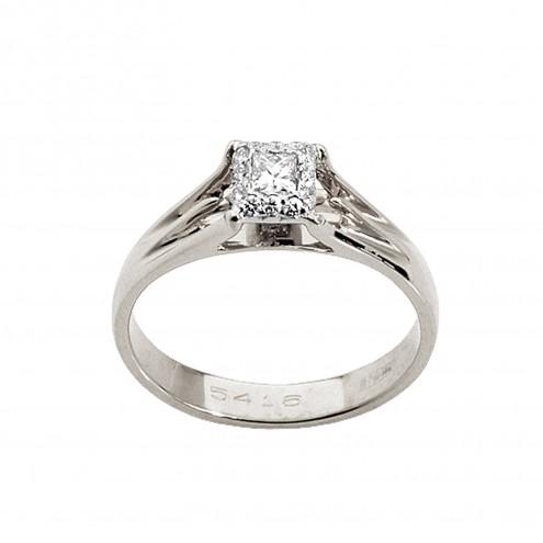 Каблучка з декількома діамантами 941-0142.01