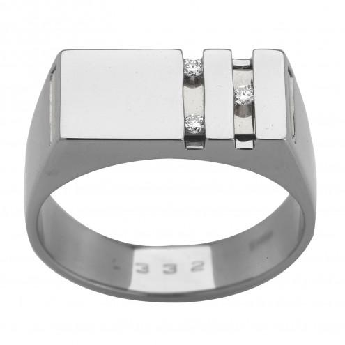 Перстень з декількома діамантами 941-1017