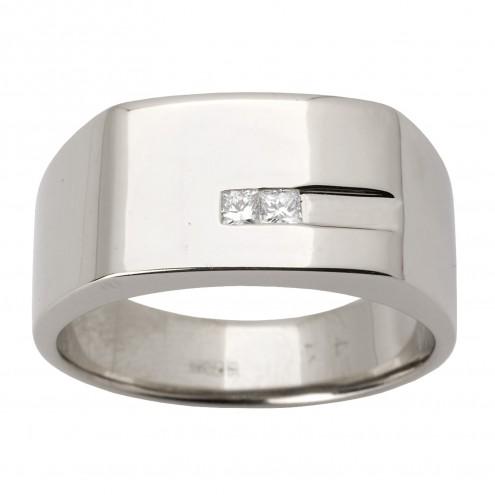 Перстень з декількома діамантами 941-1484