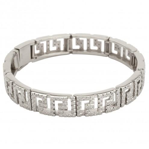 Браслет з декількома діамантами 948-0018