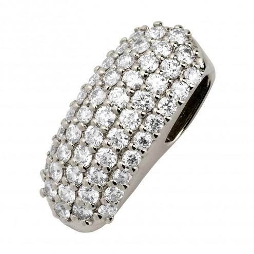 Підвіска з декількома діамантами 949-0285