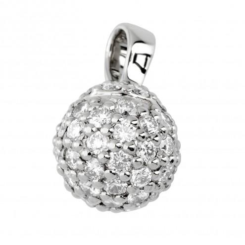 Підвіска з декількома діамантами 949-0520