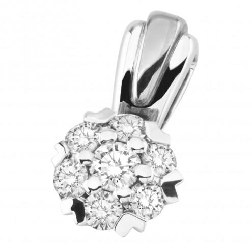 Підвіска з декількома діамантами 949-0624