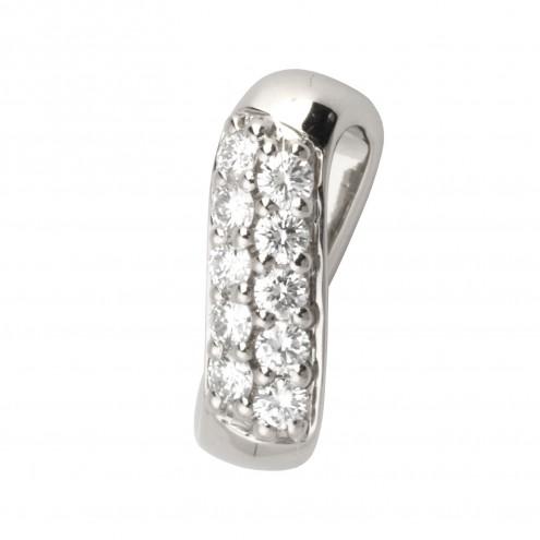 Підвіска з декількома діамантами 949-0628