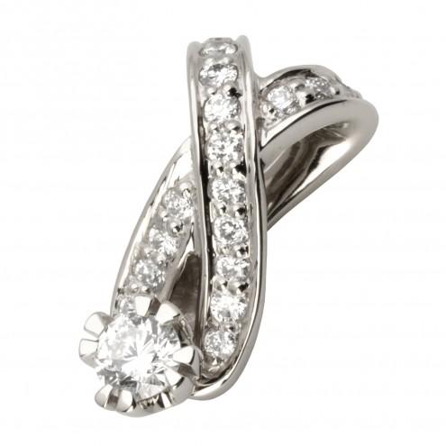 Підвіска з декількома діамантами 949-0631