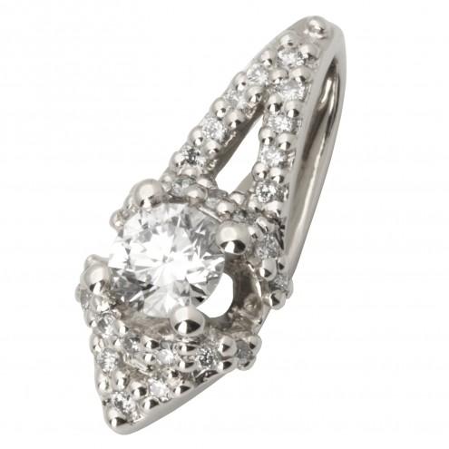 Підвіска з декількома діамантами 949-0646