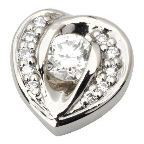 Підвіска з декількома діамантами 949-0789