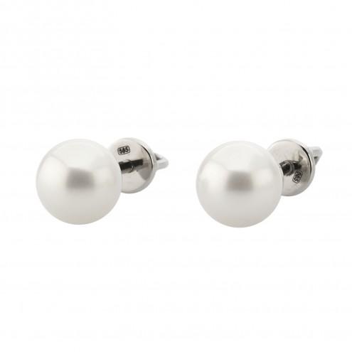 Сережки з перлами 952-1344