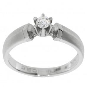 Каблучка з 1 діамантом 921-0221