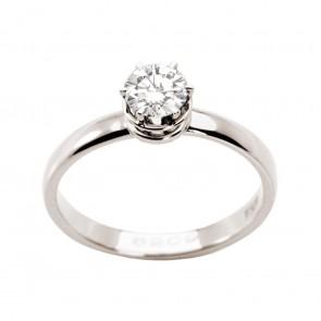 Каблучка з 1 діамантом 921-0646