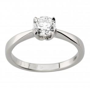Каблучка з 1 діамантом 921-1137