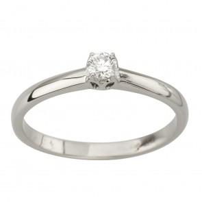 Каблучка з 1 діамантом 921-2029
