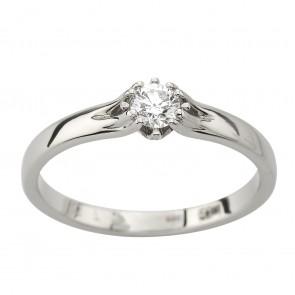 Каблучка з 1 діамантом 921-2069