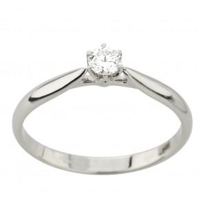 Каблучка з 1 діамантом 921-2205