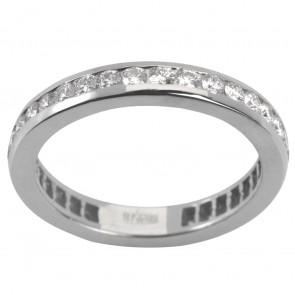 Обручка з декількома діамантами 941-0452.05