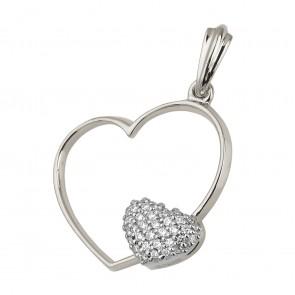 Підвіска з декількома діамантами 949-0506