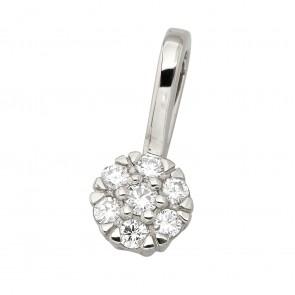 Підвіска з декількома діамантами 949-4061